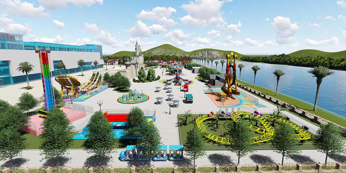 貝拉樂園設計案例