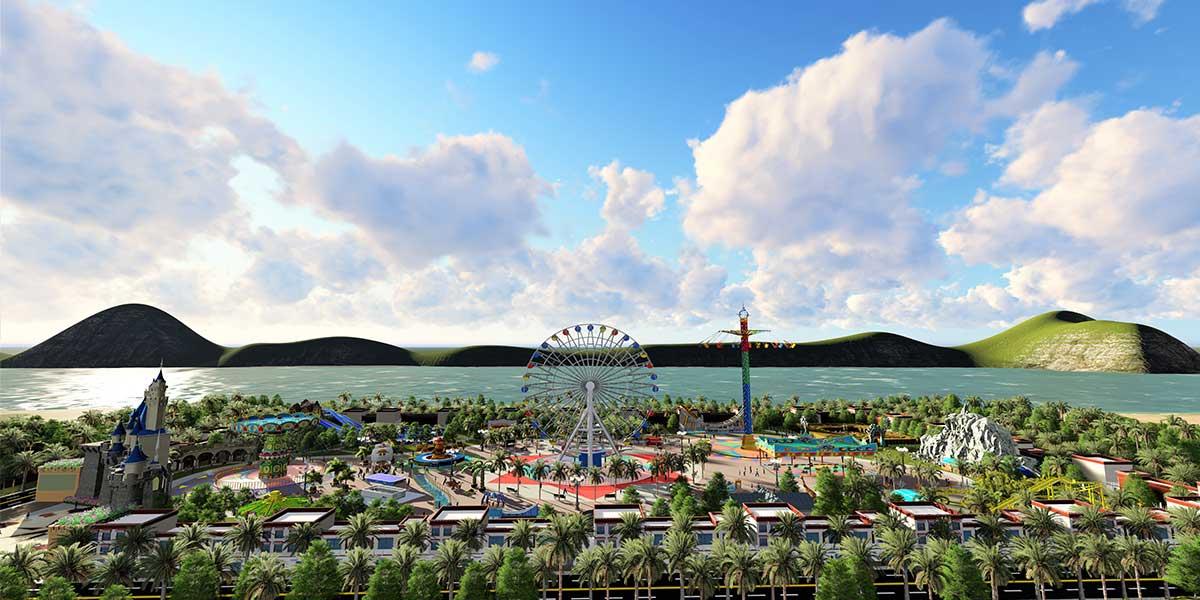 天津觀光樂園設計